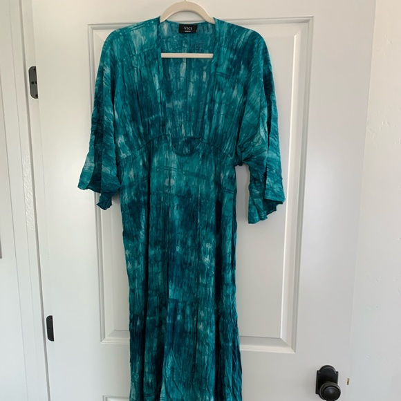 Vici Dresses & Skirts - Tie dye maxi dress